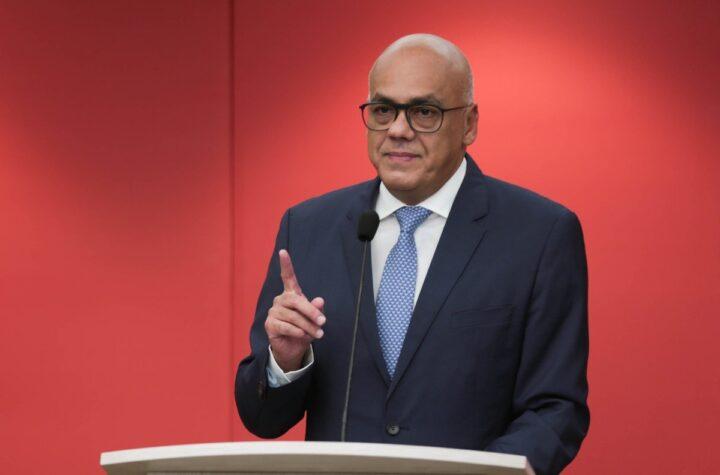 Jorge Rodríguez acusó a la oposición de sabotear diálogo de México - septiembre 17, 2021 5:00 pm - NOTIGUARO - venezuela