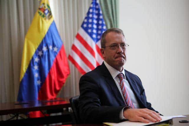 Delcy Rodríguez rechaza la injerencia de EE.UU. en el diálogo con la oposición - septiembre 25, 2021 10:45 am - NOTIGUARO - Nacionales