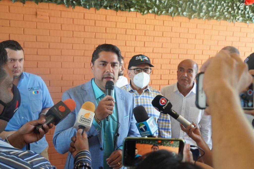 El reconocido empresario Juan Pedro Pereira oficializó su candidatura a la Gobernación de Lara - septiembre 16, 2021 6:36 am - NOTIGUARO - Locales