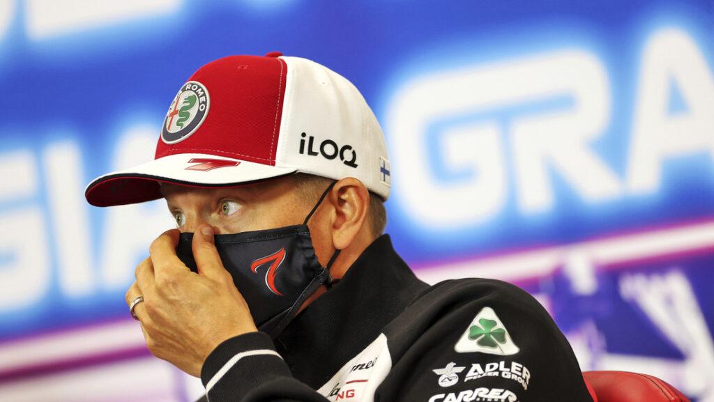 Le pone fin a su carrera: Kimi Raikkonen anuncia su retiro de la Fórmula 1 - septiembre 2, 2021 2:40 pm - NOTIGUARO - Deporte