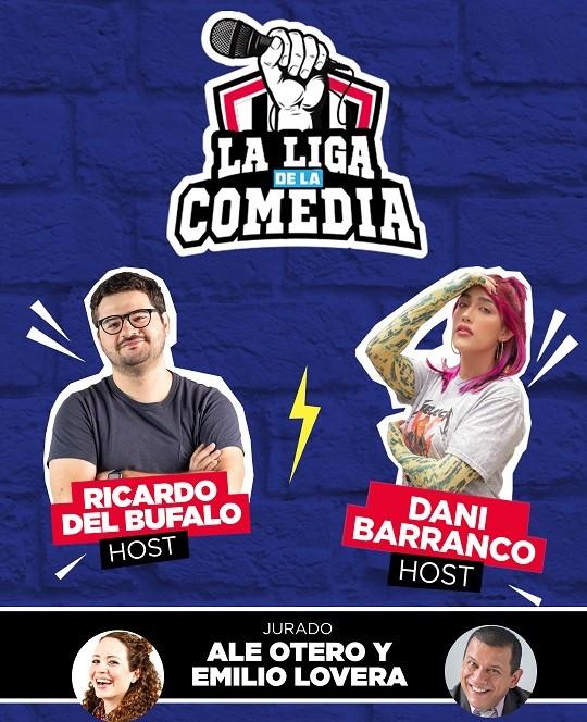 """7up acompaña el arranque de la """"Liga de la comedia"""" - septiembre 11, 2021 11:55 am - NOTIGUARO - Entretenimiento"""