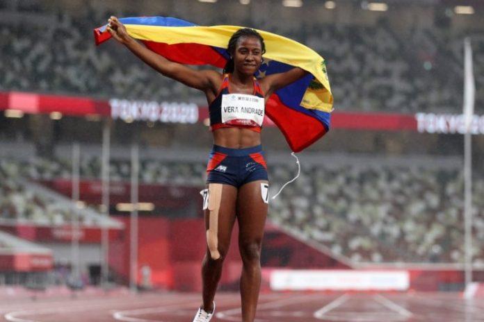 Lisbeli Vera logró segundo oro en los Juegos Paralímpicos - septiembre 4, 2021 10:30 am - NOTIGUARO - Deporte