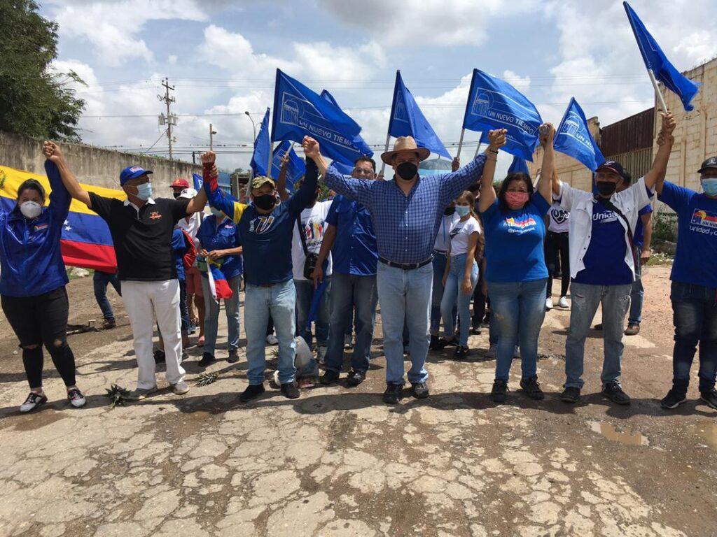 Luis Florido: Lara necesita un gobierno que genere bienestar y visión de trabajo - septiembre 13, 2021 8:00 am - NOTIGUARO - Locales