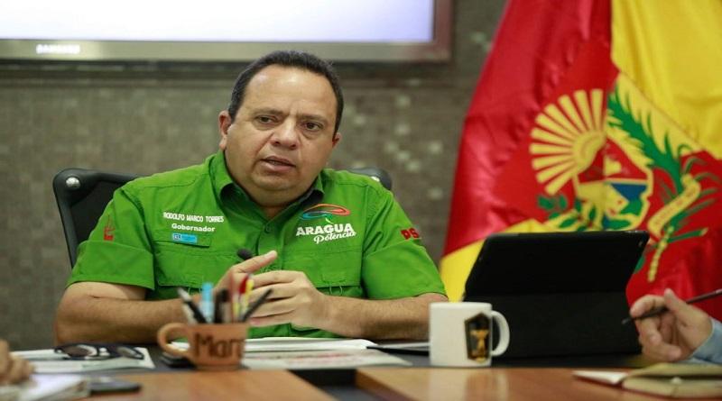 Rodolfo Marco Torres es el nuevo ministro de Atención de las Aguas en Venezuela - septiembre 14, 2021 2:00 pm - NOTIGUARO - Nacionales