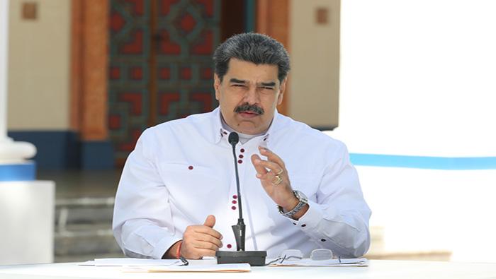 Maduro anuncia inicio de nueva semana radical y llama al pueblo a cuidarse - septiembre 20, 2021 5:03 am - NOTIGUARO - Nacionales