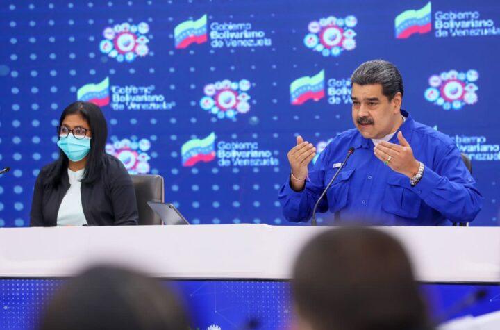 Maduro: Esperamos nuevos acuerdos y resultados positivos en México - septiembre 26, 2021 12:35 pm - NOTIGUARO - Nacionales