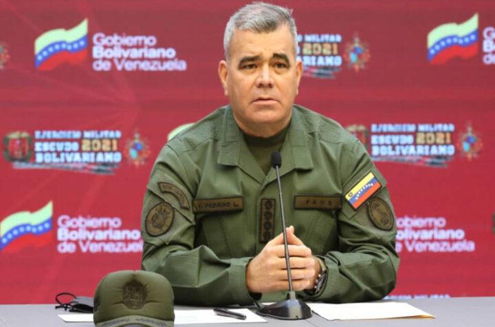 Padrino López rechazó denuncia de incursión de aeronave a Colombia - septiembre 27, 2021 10:40 am - NOTIGUARO - Nacionales