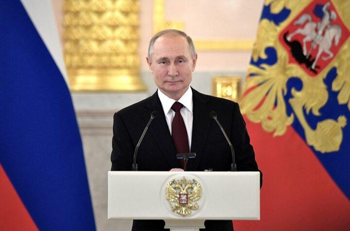 Putin defiende la victoria de su partido ante las denuncias de fraude - septiembre 27, 2021 5:11 pm - NOTIGUARO - Internacionales