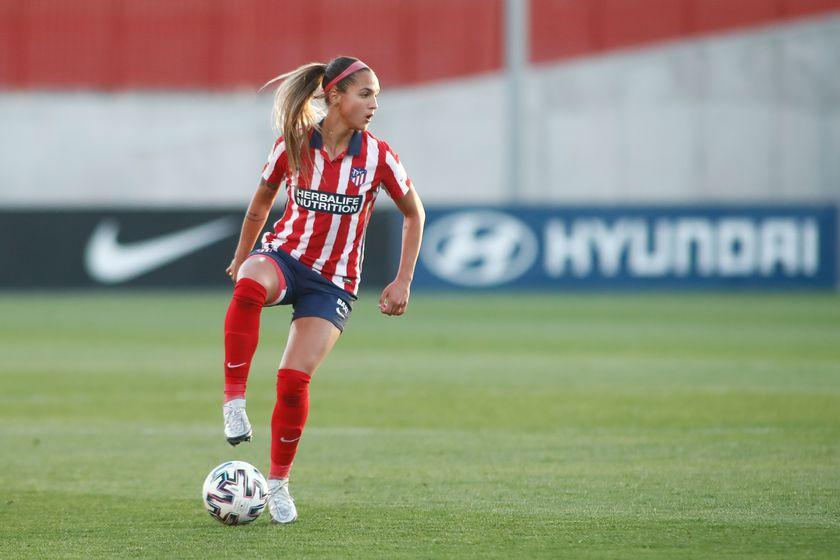 Atlético de Madrid gana con gol de Deyna Castellanos - septiembre 12, 2021 6:40 pm - NOTIGUARO - Deporte