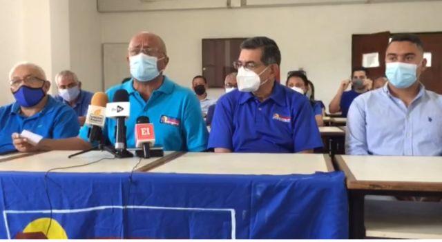 En Lara: UNT respalda que se definan los candidatos a través de encuestas - septiembre 15, 2021 5:54 pm - NOTIGUARO - Locales