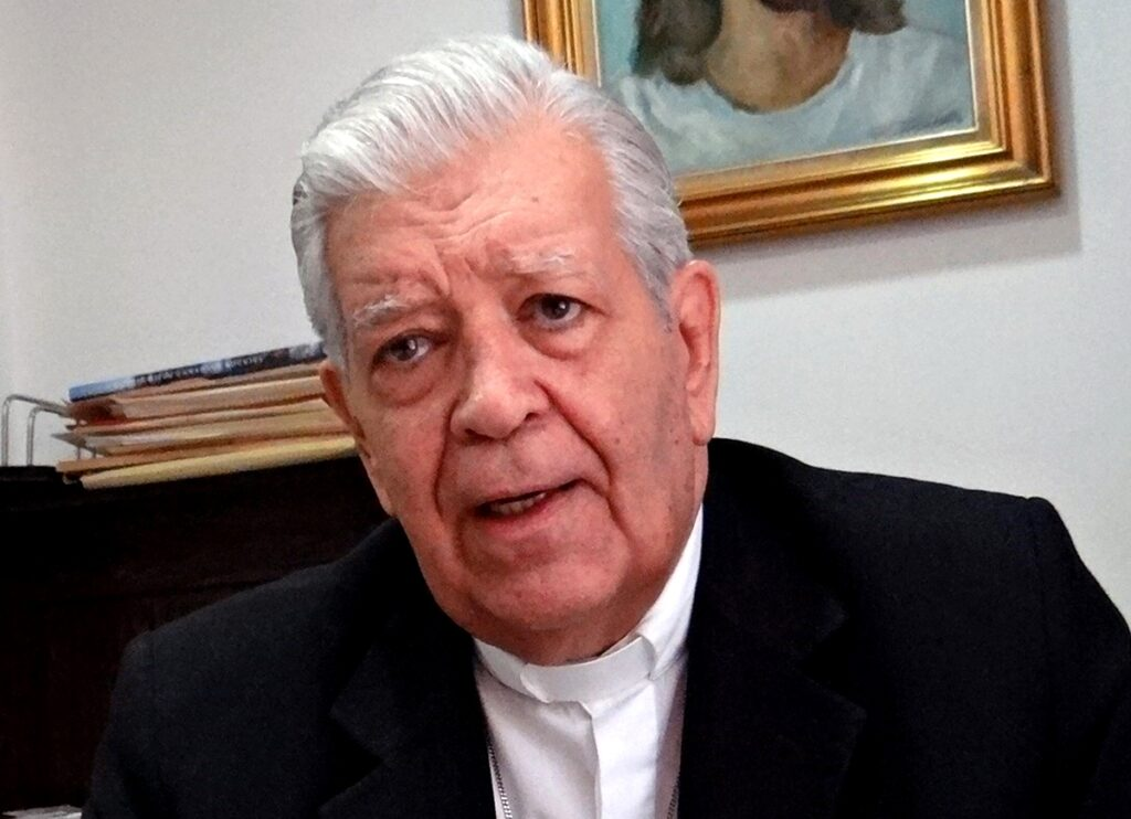 Cardenal Urosa Savino pidió los santos sacramentos antes de entrar a UCI - septiembre 12, 2021 6:00 pm - NOTIGUARO - Nacionales