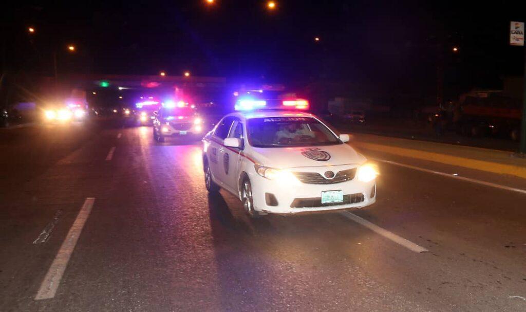 En Lara: Fue activado operativo de seguridad nocturno en 4 parroquias de Iribarren - septiembre 24, 2021 9:19 am - NOTIGUARO - Locales