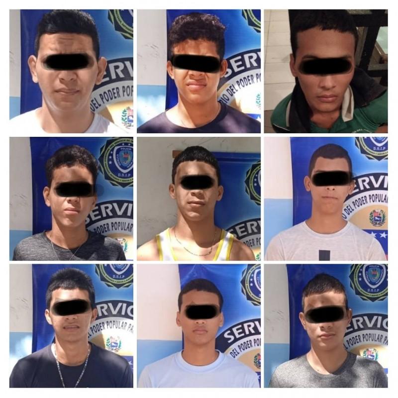 Nueva Esparta: 21 adolescentes se fugaron del Retén de Los Cocos - septiembre 10, 2021 7:00 pm - NOTIGUARO - Nacionales