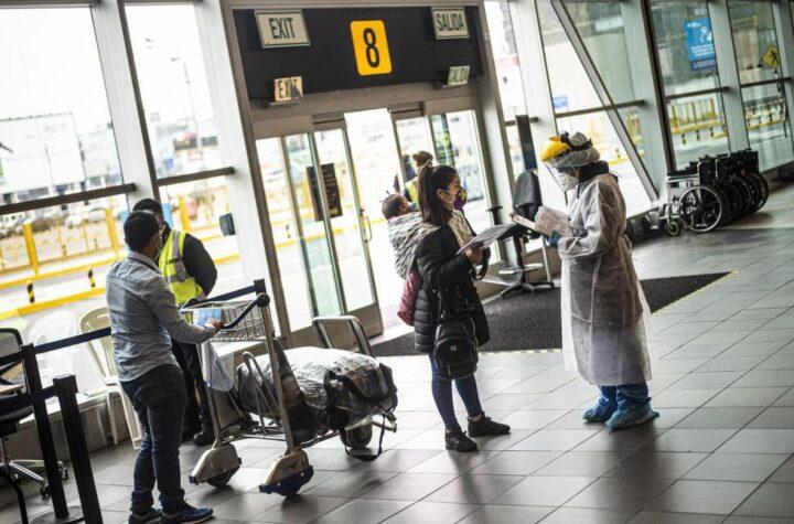 Perú: Exigirán cartilla de vacunación completa a viajeros que ingresen al país - septiembre 18, 2021 8:00 pm - NOTIGUARO - Internacionales