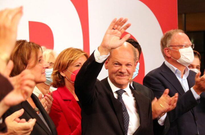 Fin de la era Merkel: SPD gana elecciones federales en Alemania - septiembre 27, 2021 9:40 am - NOTIGUARO - Internacionales