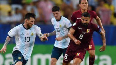 Argentina venció 3-1 a Venezuela en un duro partido rumbo a las eliminatorias - septiembre 3, 2021 4:31 am - NOTIGUARO - Deporte
