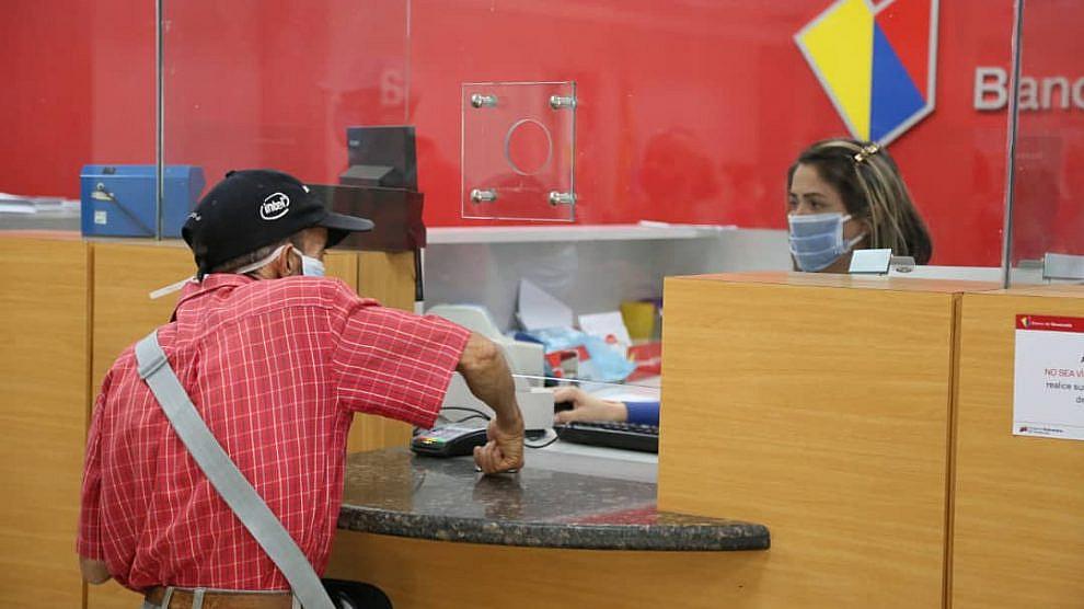 Banco de Venezuela restablecerá sus servicios este #20Sep a partir de las 2pm - septiembre 20, 2021 1:14 pm - NOTIGUARO - Economia