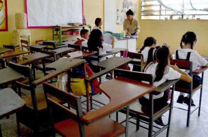 Ministerio de Educación aseguró que el 80 % del personal ha sido vacunado - septiembre 15, 2021 6:00 pm - NOTIGUARO - Nacionales