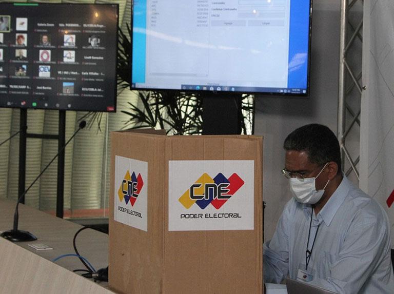 CNE: Concluyen auditorías de software de máquina de votación - septiembre 13, 2021 11:03 pm - NOTIGUARO - Nacionales