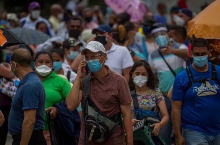 Venezuela: Reportan 16 decesos y 1.260 nuevos casos de covid-19 - septiembre 17, 2021 9:27 am - NOTIGUARO - venezuela