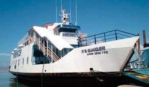 "En Margarita: Ferri ""Güaiquerí"" encalló con 113 pasajeros a bordo y 22 carros - septiembre 1, 2021 11:59 pm - NOTIGUARO - Nacionales"