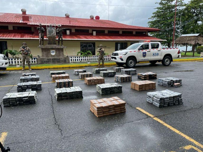 En Panamá: Incautan 1.057 paquetes de droga con destino a Francia y Bélgica - septiembre 28, 2021 7:56 pm - NOTIGUARO - Internacionales