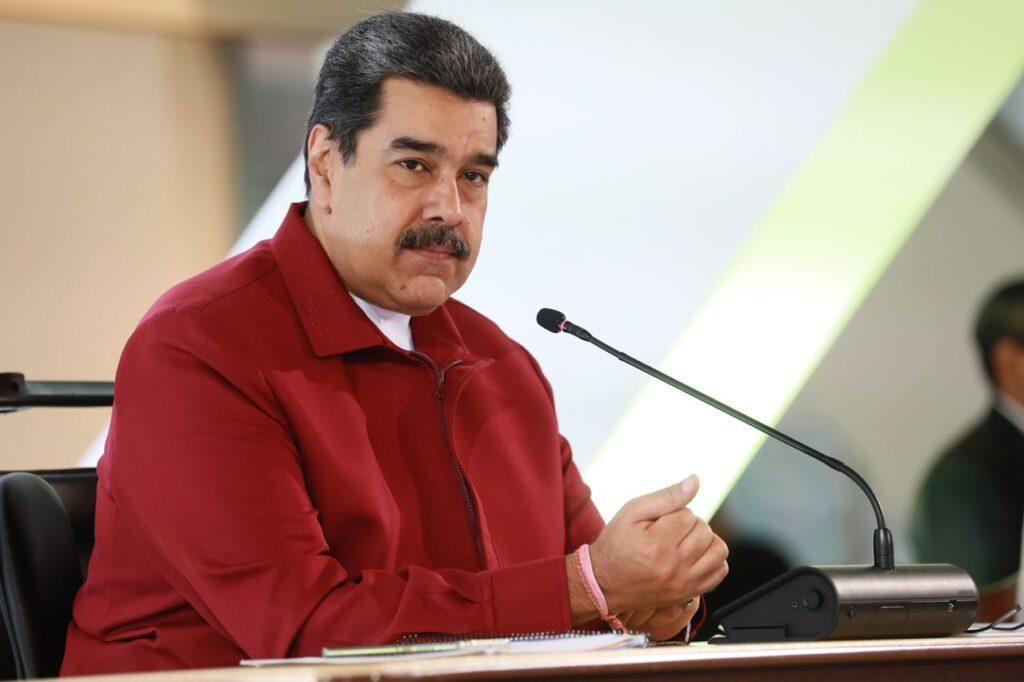Maduro: EE.UU. sabía que secuestrando a Álex Saab, le metía una puñalada al diálogo - octubre 19, 2021 10:10 am - NOTIGUARO - Nacionales