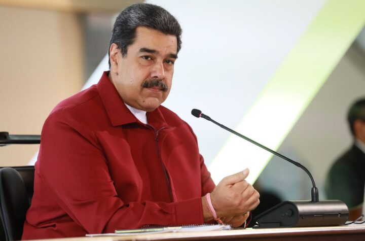 Maduro: EE.UU. sabía que secuestrando a Álex Saab, le metía una puñalada al diálogo - octubre 19, 2021 10:10 am - NOTIGUARO - Nicolás Maduro
