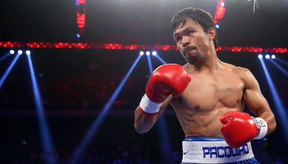 Filipinas: Boxeador Manny Pacquiao anuncia su candidatura presidencial - septiembre 19, 2021 3:30 pm - NOTIGUARO - Internacionales