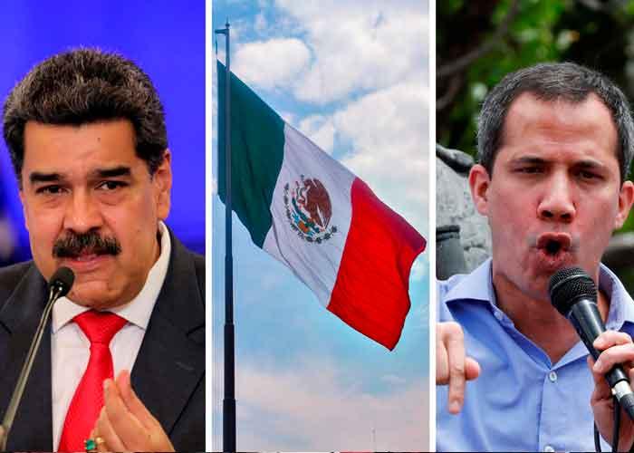 Arrancó en México segunda fase de negociación entre Gobierno y oposición de Venezuela - septiembre 4, 2021 2:08 am - NOTIGUARO - Internacionales