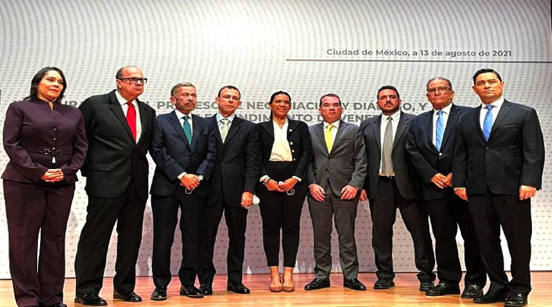 Blyde en México: El objetivo es buscar alivio a la crisis humanitaria en Venezuela - septiembre 4, 2021 11:02 pm - NOTIGUARO - Nacionales