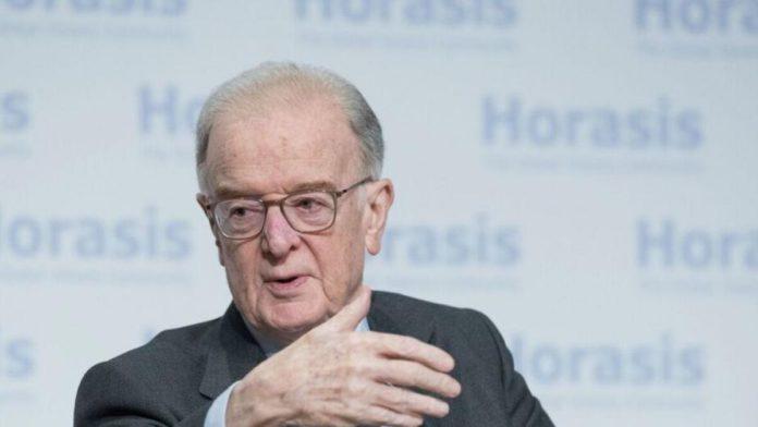 Falleció expresidente de Portugal Jorge Sampaio a los 81 años - septiembre 10, 2021 11:00 am - NOTIGUARO - Internacionales