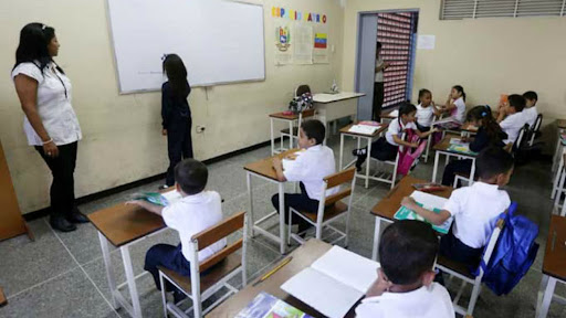 """En Octubre: Retorno a clases presenciales será bajo el esquema """"7+7"""" - septiembre 5, 2021 9:11 pm - NOTIGUARO - Nacionales"""