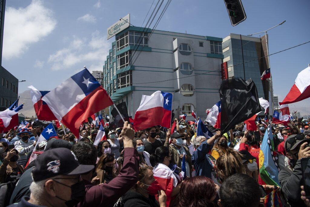 Chile: Organizaciones exigen al gobierno de Sebastián Piñera cambiar la política migratoria - septiembre 27, 2021 1:50 am - NOTIGUARO - Internacionales