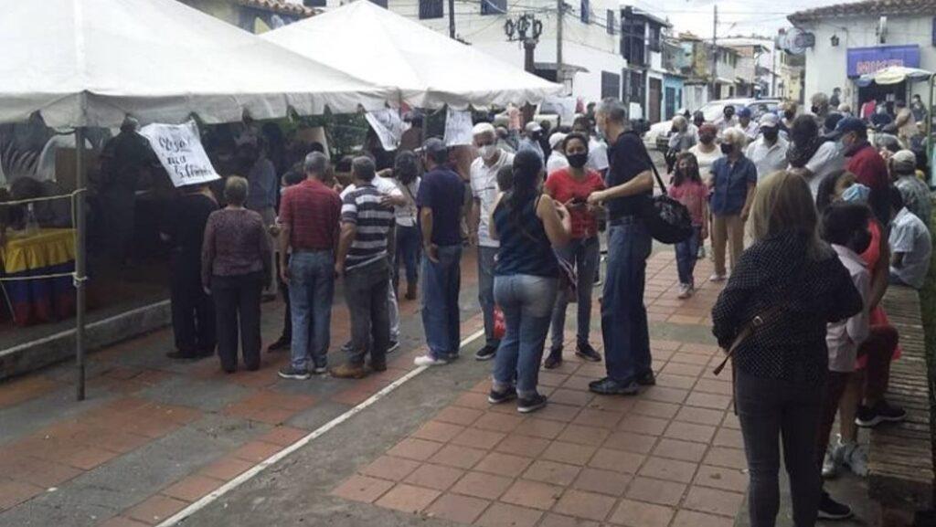 En Táchira: Oposición ya tiene candidatos unitarios en 9 municipios, tras elecciones primarias - septiembre 13, 2021 10:00 am - NOTIGUARO - Nacionales