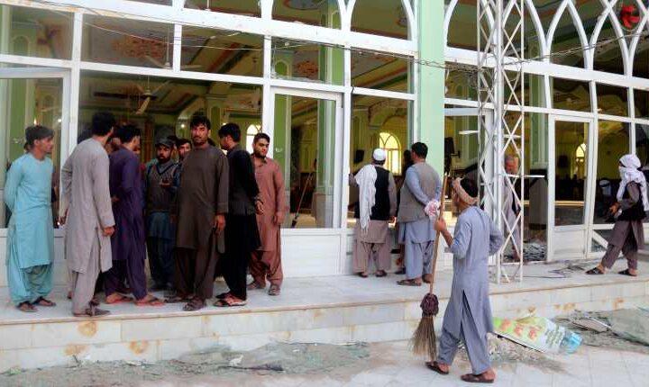 Afganistán: 32 muertos y 50 heridos en un atentado en una mezquita chií - octubre 15, 2021 6:50 pm - NOTIGUARO - Internacionales