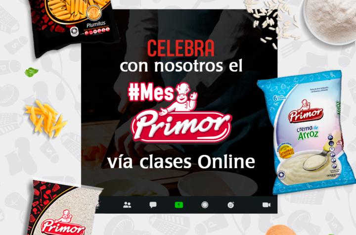 Primor Venezuela invita a celebrar el #MesPrimor a través de sus redes - octubre 17, 2021 8:00 am - NOTIGUARO - Entretenimiento