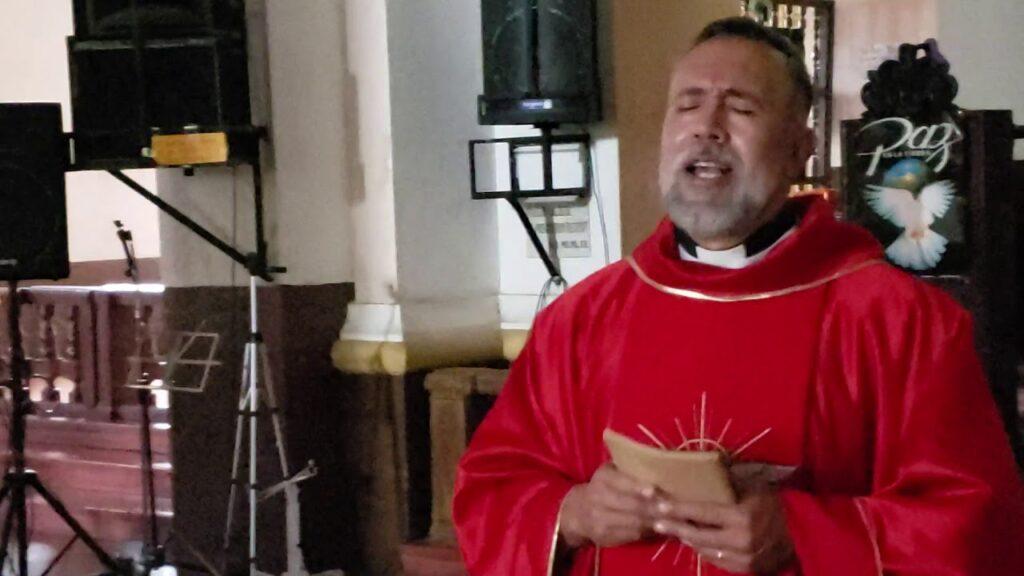 Lara: Padre Badoglio Durán nuevo párroco de la Catedral Metropolitana de Barquisimeto - octubre 10, 2021 10:08 am - NOTIGUARO - Locales