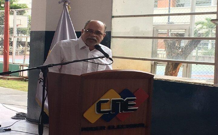 CNE destacó la participación ciudadana en simulacro electoral - octubre 11, 2021 6:30 am - NOTIGUARO - CNE