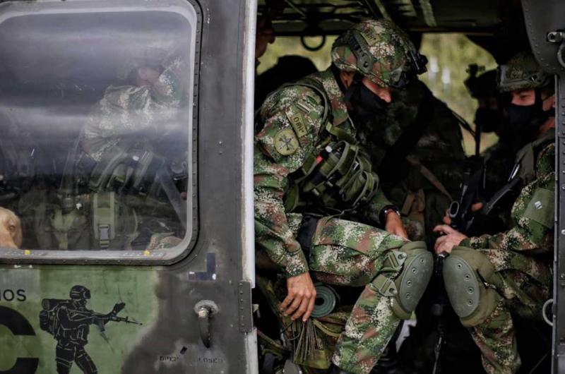 Colombia: Confirman un militar muerto tras explosión de un camión - octubre 20, 2021 4:42 pm - NOTIGUARO - Internacionales