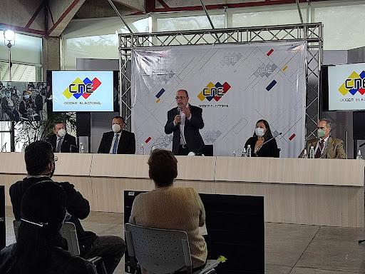 """Calzadilla: """"A partir de este 28 de octubre, el CNE se convierte en Fiscal Electoral"""" - octubre 28, 2021 8:00 am - NOTIGUARO - Nacionales"""