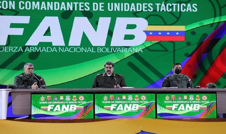 "Maduro: Ejercicios Militares ""Escudo Bolivariano"" se realizarán durante 2da. quincena de octubre - octubre 16, 2021 9:12 pm - NOTIGUARO - Nicolás Maduro"