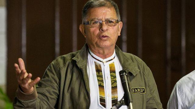 En México: Detienen a excomandante de las FARC tras circular roja de Paraguay - octubre 20, 2021 4:35 pm - NOTIGUARO - Internacionales