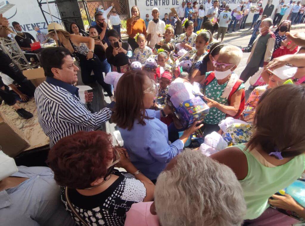 """""""Romería Blanca"""": Actividades por el 80 aniversario de AD en Lara culminaron en La Pochocha - octubre 4, 2021 5:38 am - NOTIGUARO - Locales"""