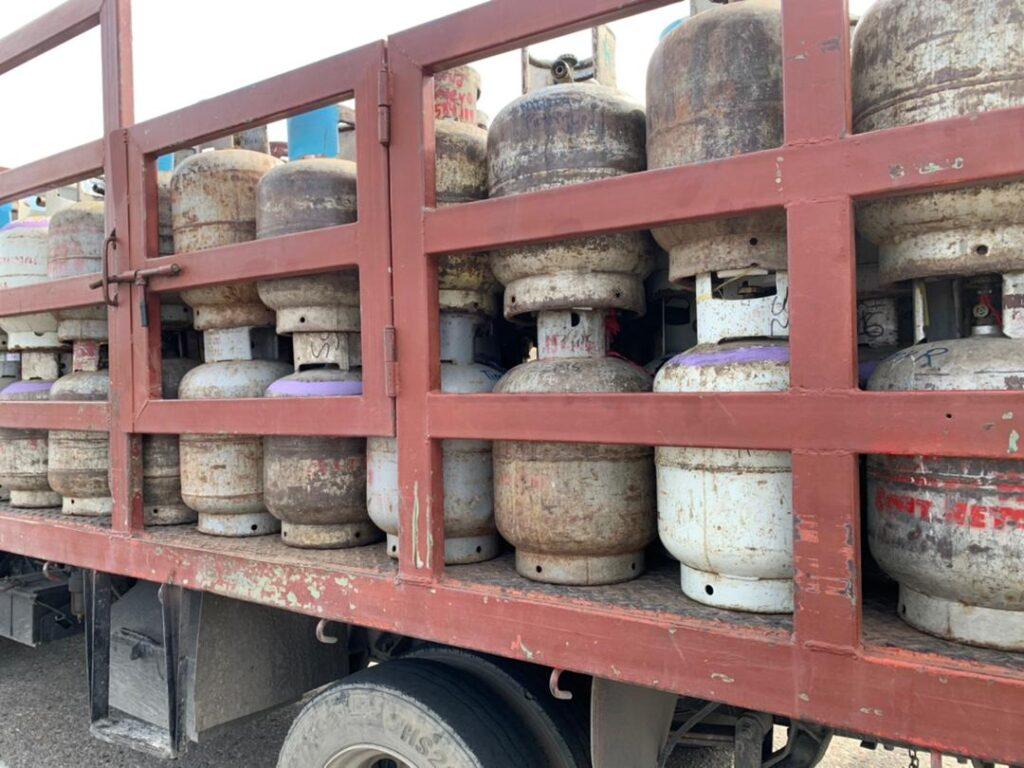Lara: Más de 9.000 cilindros de gas serán distribuidos en Quíbor - octubre 5, 2021 11:47 am - NOTIGUARO - Locales