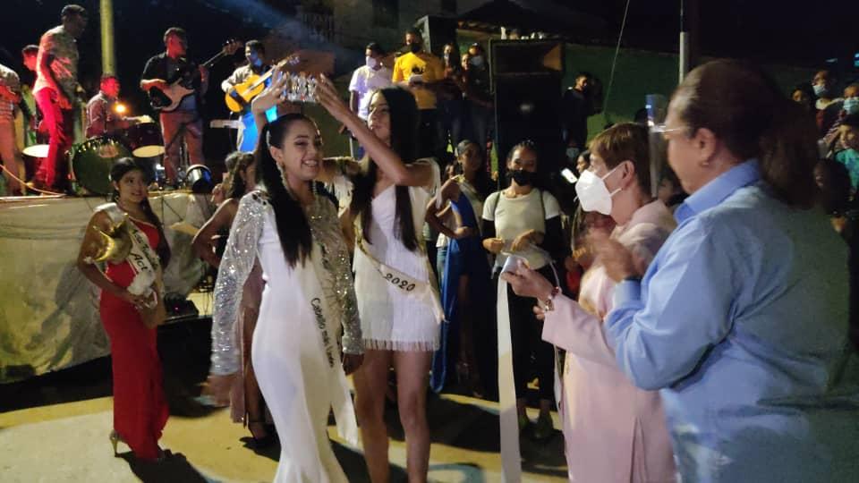 AD en Morán eligió a la Novia Blanca 2021 en marco de la festividad de su 80 Aniversario - octubre 12, 2021 7:30 pm - NOTIGUARO - Locales