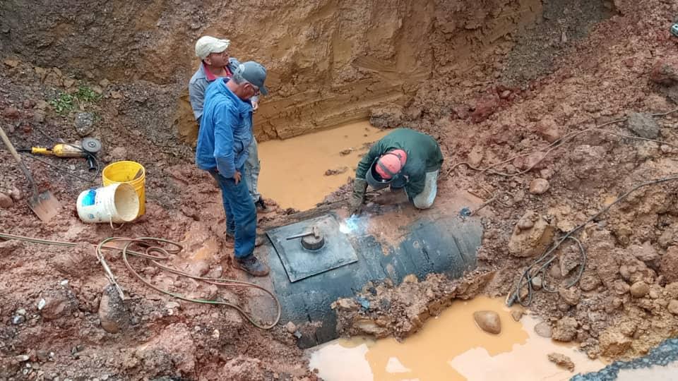 Suspendido servicio de agua en los municipios Morán Jiménez e Iribarren tras avería en el Sistema Alto Tocuyo - octubre 18, 2021 10:33 am - NOTIGUARO - Locales