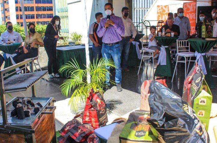 Alcaldía de Iribarren junto a Empresa Mixta Carbones El Obelisco impulsa la economía - octubre 19, 2021 10:30 am - NOTIGUARO - Locales