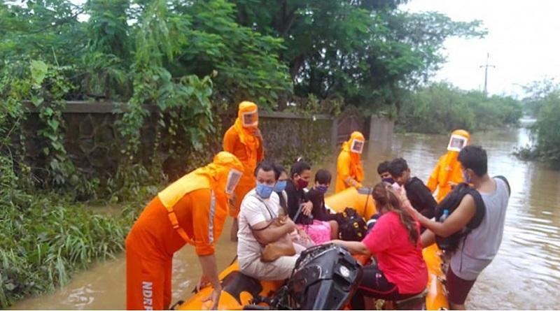 India: Aumentan a 81 los muertos tras intensas lluvias - octubre 20, 2021 1:28 pm - NOTIGUARO - Internacionales