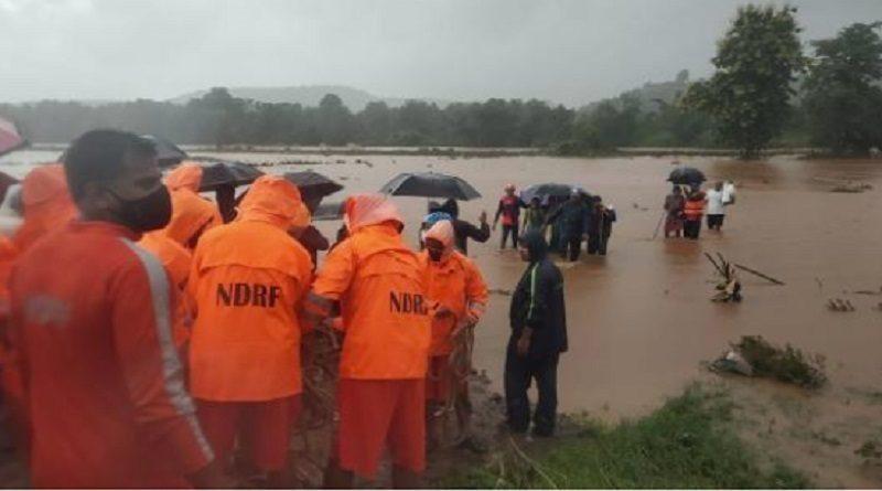 India: Más de 40 muertos y varios heridos dejaron fuertes lluvias - octubre 19, 2021 5:00 pm - NOTIGUARO - Internacionales